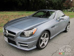 2012 Mercedes-Benz SLK 350 Edition 1 Review