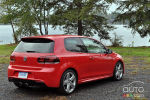 2011 Volkswagen Golf R First Impressions
