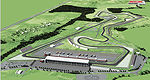 Construction continues at new Moscow Raceway