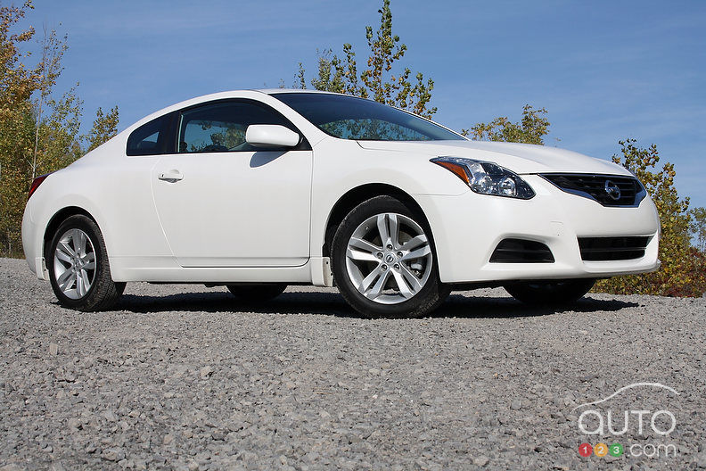 Review Highlights. 2012 Nissan Altima ...
