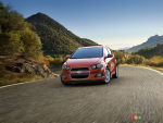2012 Chevrolet Sonic LTZ Turbo Review