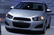VIDEO: 2012 Chevrolet Sonic at the Detroit Auto Show