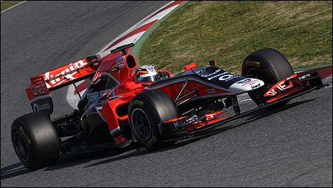 Marussia en 2011 (Photo: WRi2)