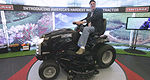 VIDEO: Craftsman CTX 9500 riding mower at Detroit Auto Show