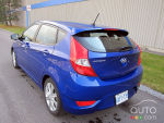 2012 Hyundai Accent GLS Hatchback Review
