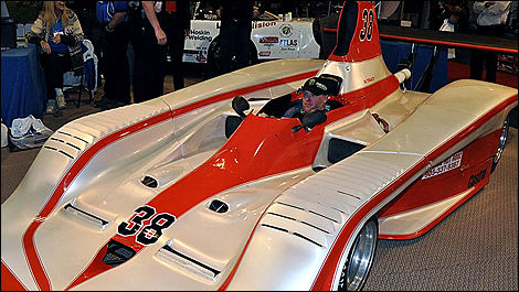 Grand-Am Paul Tracy