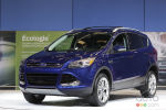 VID�O : Ford Escape 2013 au Salon de l'Auto de Montr�al