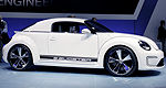VIDEO: Volkswagen E-Bugster concept unveiled in Detroit