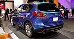 VIDEO: 2013 Mazda CX-5 at Detroit Auto Show