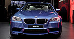 VIDEO: 2013 BMW M5 at Detroit Auto Show