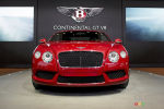 VID�O : Bentley Continental GT V8 2012 au Salon de l'auto de D�troit