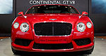 VIDÉO : Bentley Continental GT V8 2012 au Salon de l'auto de Détroit