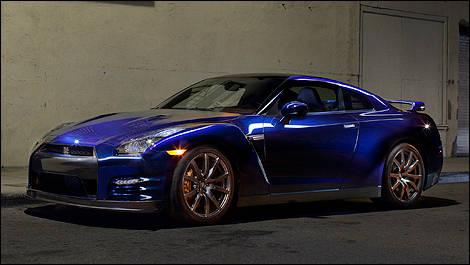 Wonderful 2013 Nissan GT R