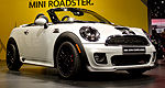 VIDEO: 2012 MINI John Cooper Works Roadster at Detroit Auto Show