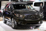 VIDEO: 2013 Infiniti JX at the Montreal Auto Show