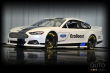 NASCAR: Ford's 2013 Fusion hits the track running (+photos)