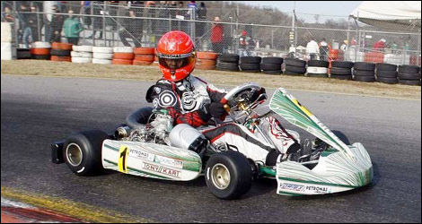 Karting Michael Schumacher Tony Kart
