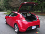 2012 Hyundai Veloster Tech Package Review