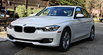 2012 BMW 3 Series Sedan: diesel is out, hybrid is in