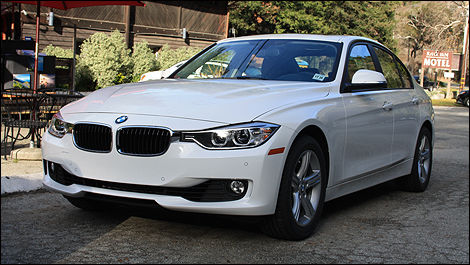 BMW Series Sedan Diesel Is Out Hybrid Is In Car News - Bmw 320i 2012