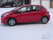 2012 Toyota Yaris Hatchback LE 5-door Review