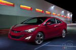 Hyundai presents the new 2013 Elantra Coupe