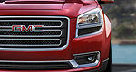 The 2013 GMC Acadia appears at the Chicago Auto Show