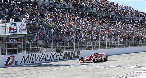 IndyCar Milwaukee Mile