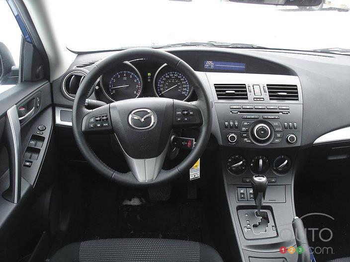 2012 Mazda3 Sport Gs Sky Car Reviews Auto123