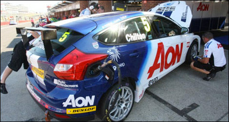 Ford WTCC Team Aon