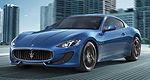 Maserati GranTurismo Sport to debut in Geneva