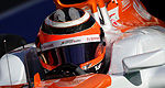 F1: Nico Hulkenberg shines in Sahara Force India (+photos)