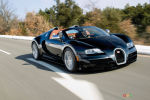 Bugatti Grand Sport Vitesse : The topless Veyron Super Sport to appear in Geneva
