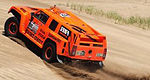 Dakar: Confirmation de l'exclusion de Robby Gordon