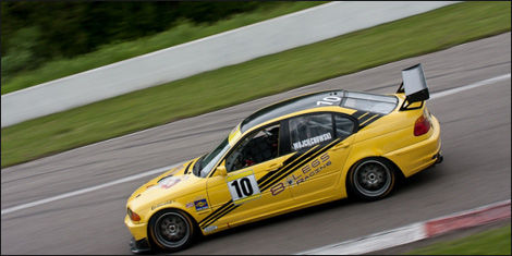 La BMW 330i No. 10 de 8Legs Racing (Photo: 8Legs Racing)