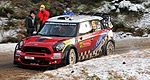 Rally: Prodrive boosts performance of MINI WRC