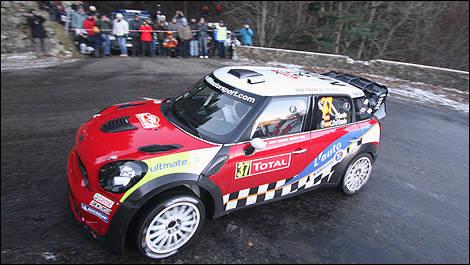 Rally: Prodrive boosts performance of MINI WRC | Car News
