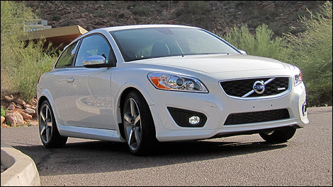 2012 Volvo C30 T5 R Design First Impressions Editor S Review