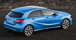 Mercedes-Benz A-Class revealed at Geneva Auto Show