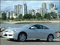 2003 Honda Accord Coupe EX V6 Road Test Editoru0027s Review | Car ...