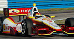 IndyCar: Helio Castroneves domine la session du mardi (+photos)