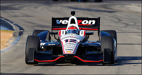 IndyCar Penske Will Power