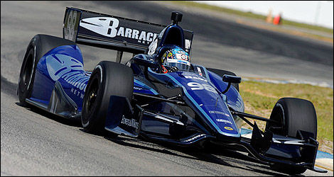 Alex Tagliani, Herta Barracuda