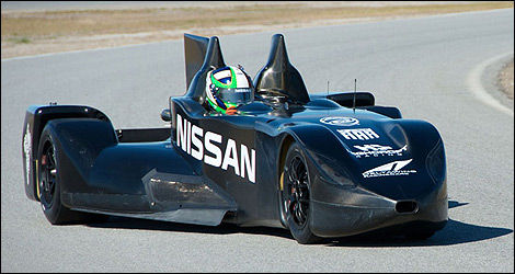 DeltaWing ALMS