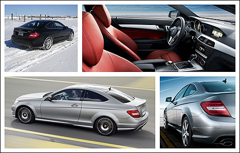 Mercedes-Benz C 350 4MATIC 2012