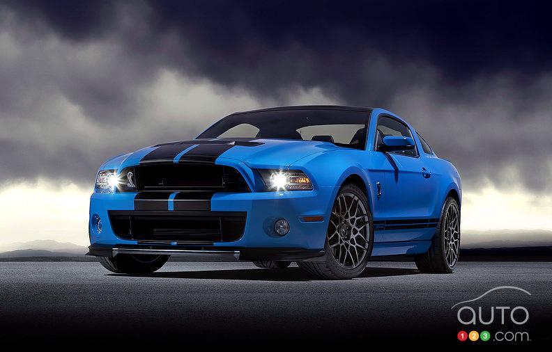 Ford Mustang 2017 – Konfiguration & Probefahrt | Ford DE