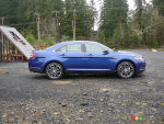 2013 Ford Taurus SHO First Impressions