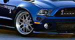 Shelby offers sneak peek of 2012 Shelby 1000