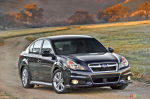 Subaru brings 2013 Outback and Legacy to New York