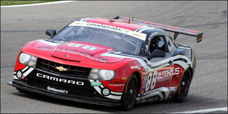 La Chevrolet Camaro GT.R No. 88 de Paul Edwards (Photo: Grand-Am)